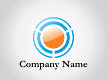 Corporate logo Royalty Free Stock Images