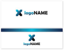 Corporate logo Royalty Free Stock Image