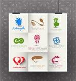 Corporate Logo Design Stock Images