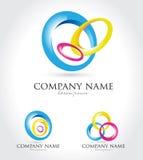 Corporate Logo Stock Photography