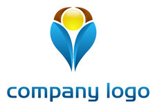 Corporate  logo vector Royalty Free Stock Photos