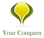 Corporate logo vector stock images