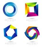 Corporate logo vector design Royalty Free Stock Photos