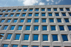 Corporate modern office building Royalty Free Stock Photography
