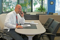 Corporate Office Employee Stock Photography