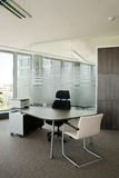 Corporate office view Stock Photos