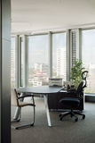 Corporate office view Royalty Free Stock Photography