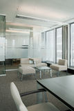 Corporate office view Royalty Free Stock Image