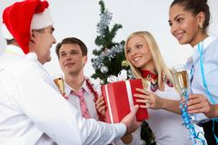 Corporate party Royalty Free Stock Photos