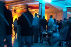 Corporate party 4 Stock Photo