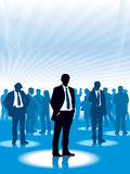 Corporate people Royalty Free Stock Photo