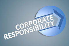 Corporate Responsibility Stock Photo