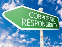 Corporate Responsibility Royalty Free Stock Photos