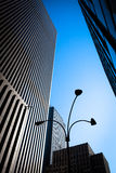 Corporate Skyscrapers Royalty Free Stock Photos