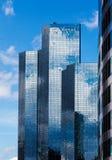 Corporate Skyscrapers Stock Photo