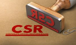 Corporate Social Responsibility, CSR Stock Photos