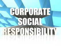 Corporate Social Responsibility Royalty Free Stock Images