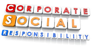 Corporate Social Responsibity Stock Images