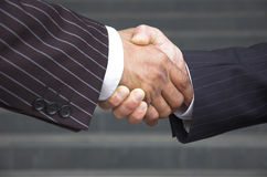 Corporate trust Stock Photo
