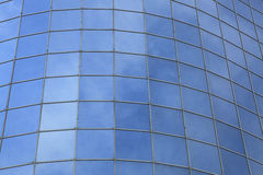 Corporate windows texture Stock Photography