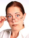 Corporate Woman stock photo