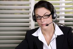 Corporate woman Stock Photography