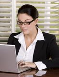Corporate woman Royalty Free Stock Photos
