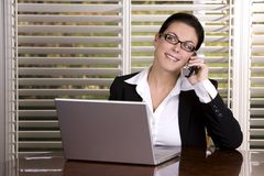 Corporate woman Royalty Free Stock Image