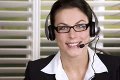 Corporate woman Stock Photo
