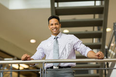 Corporate worker in office Royalty Free Stock Images