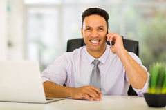 Corporate worker Royalty Free Stock Photography