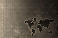 Corporate Worldwide Growth Abstract Stock Image