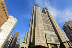 Corporated building in Tokyo Stock Images