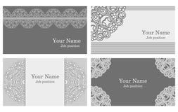 Corporatieve stijl, Vectorillustratie Stock Afbeelding