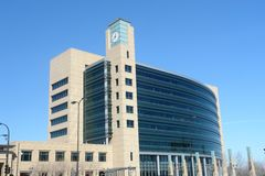 Corporation de Minneapolis Fotografia de Stock Royalty Free