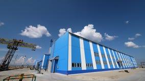 Corporation GAZPROM in Novy Urengoy, YANAO, June 6, 2011 Stock Images