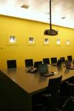 Corporative meeting room royalty free stock photos