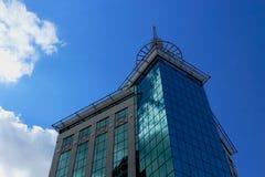 corporativo de construção Imagem de Stock