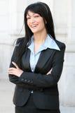 corproate biznesowa kobieta Zdjęcia Stock