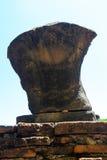 Corps antique Bouddha Ayuthaya, Thaïlande image stock