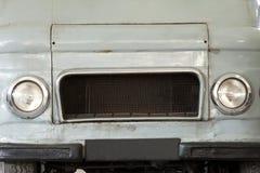 Corps avant de vieux camion Photographie stock libre de droits