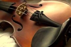 Corps d'un violon Photo stock
