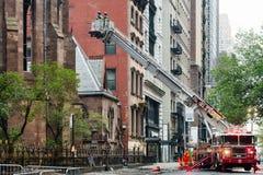 Corps de sapeurs-pompiers de ville de New-York FDNY Photo stock