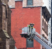 Corps de sapeurs-pompiers de ville de New-York FDNY Images stock