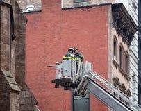 Corps de sapeurs-pompiers de ville de New-York FDNY Photos libres de droits