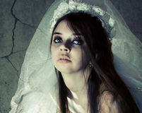 Corpse Bride Royalty Free Stock Photography
