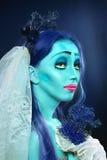Corpse bride Royalty Free Stock Photo