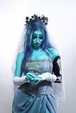 Corpse bride Stock Photography