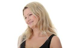 Corpulent woman Stock Photo