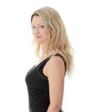Corpulent woman Stock Photos